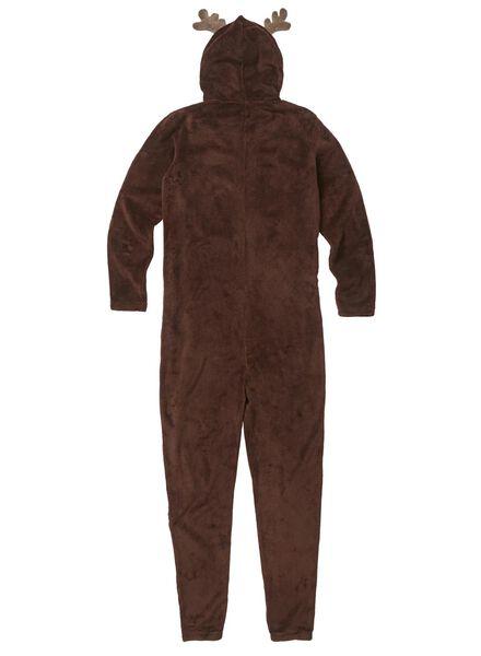 onesie bruin bruin - 1000010822 - HEMA