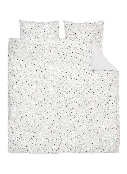 soft cotton dekbedovertrek 240 x 220 cm - 5700164 - HEMA
