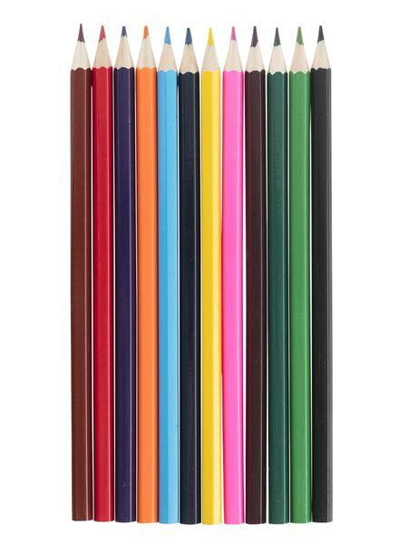 12-pak kleurpotloden