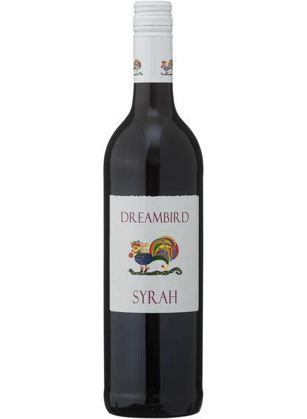 dreambird syrah - rood - 17361115 - HEMA