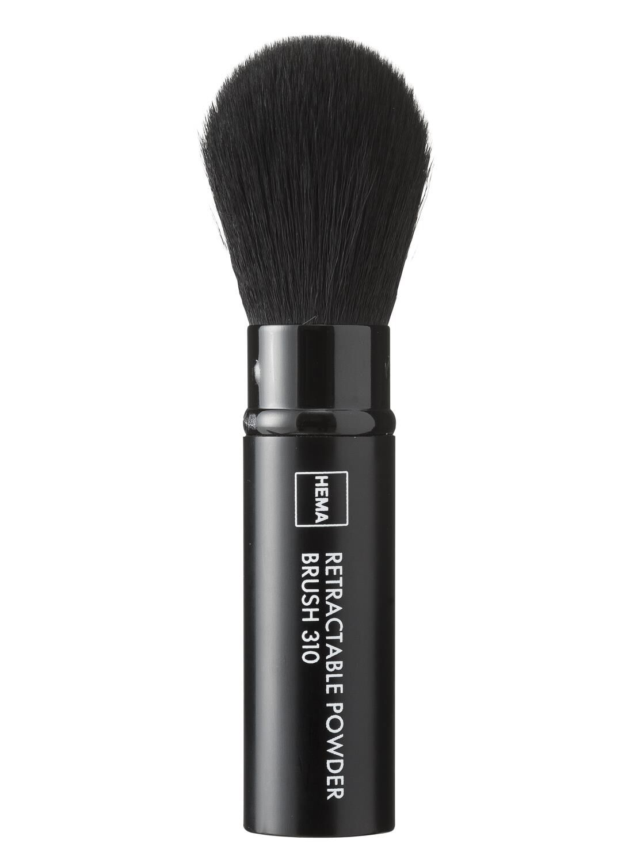 HEMA Retractable Powder Brush