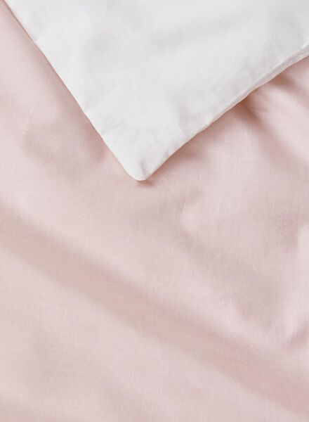 soft cotton dekbedovertrek 140 x 200 cm - 5700159 - HEMA