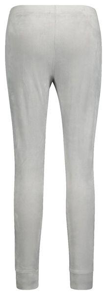 dames pyjamabroek grijs L - 23421303 - HEMA
