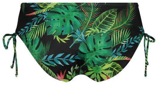 dames bikinibroekje - flower groen L - 22340063 - HEMA