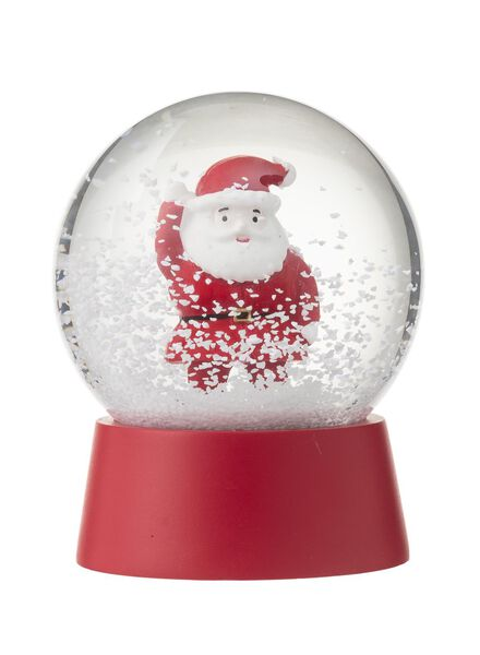 sneeuwbol glas Ø 8 cm - 25103019 - HEMA