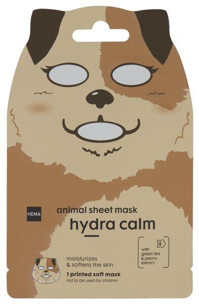 sheetmasker hond 15ml - 17860228 - HEMA