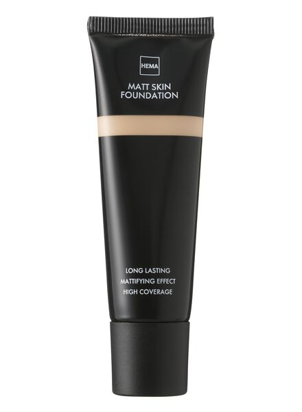 matt skin foundation Neutral 01 - 11291701 - HEMA