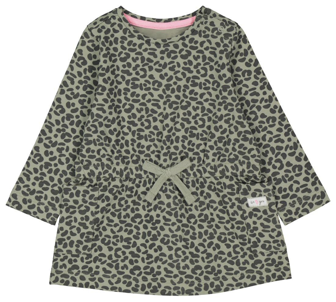 HEMA Babyjurk Animal Groen (groen)