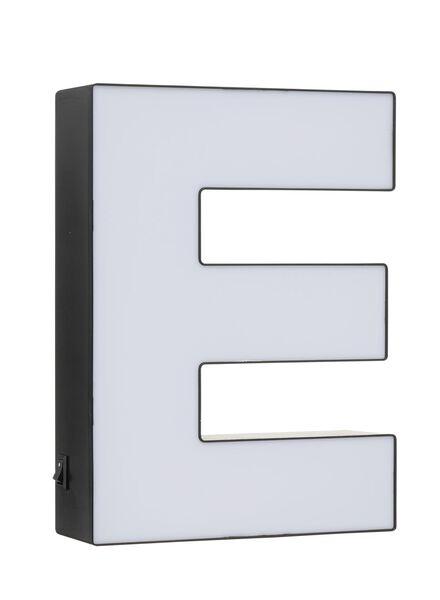lichtbox letter E - 60120176 - HEMA