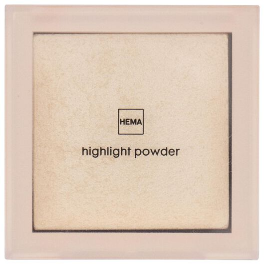 highlighting powder sunset - 11290127 - HEMA