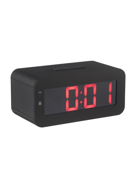 HEMA Wekker Digitaal LED (zwart)