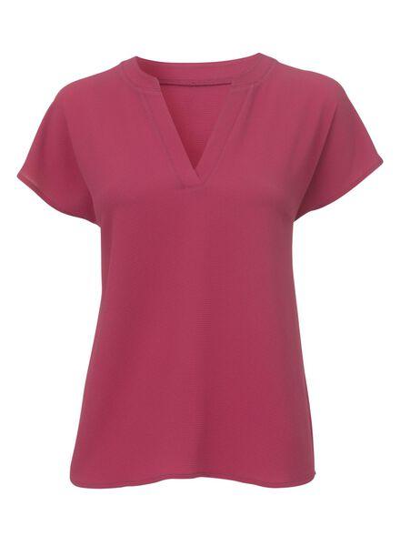 dames top roze - 1000003443 - HEMA
