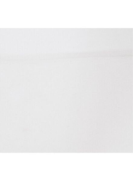 corrigerende damesboxer wit wit - 1000009255 - HEMA