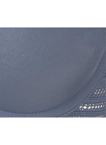 push up padded beugelbh A-C lichtblauw lichtblauw - 1000009638 - HEMA