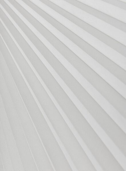 plissé dubbel lichtdoorlatend / gekleurde achterzijde 32 mm - 7430062 - HEMA