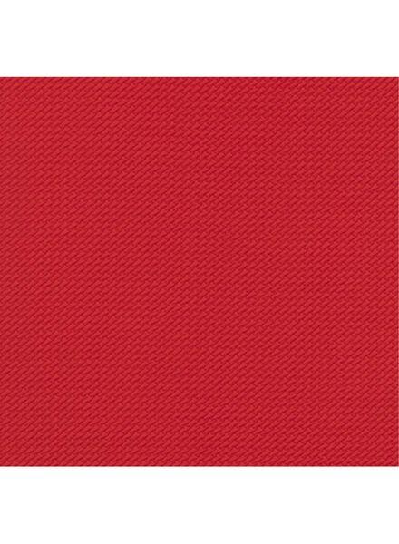 damesjurk rood rood - 1000010616 - HEMA