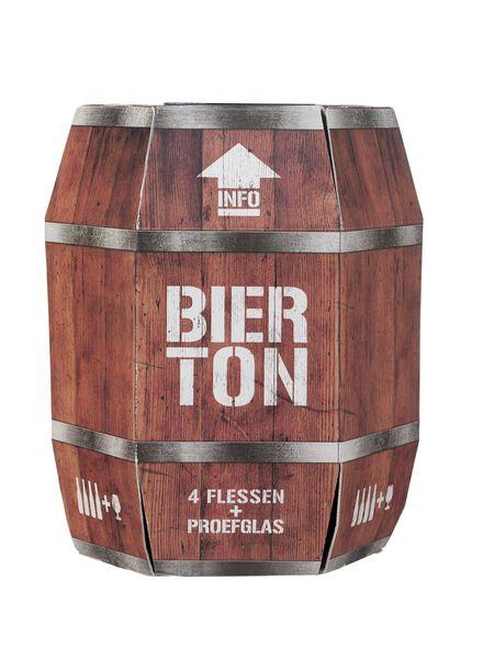 Bierton met 4 speciale bieren - 17400040 - HEMA