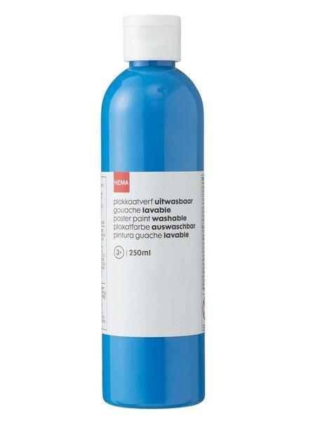 plakkaatverf blauw - 15988715 - HEMA