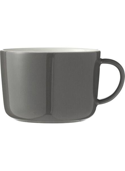 cappuccinomok - 330 ml - Chicago - grijs - 9650514 - HEMA