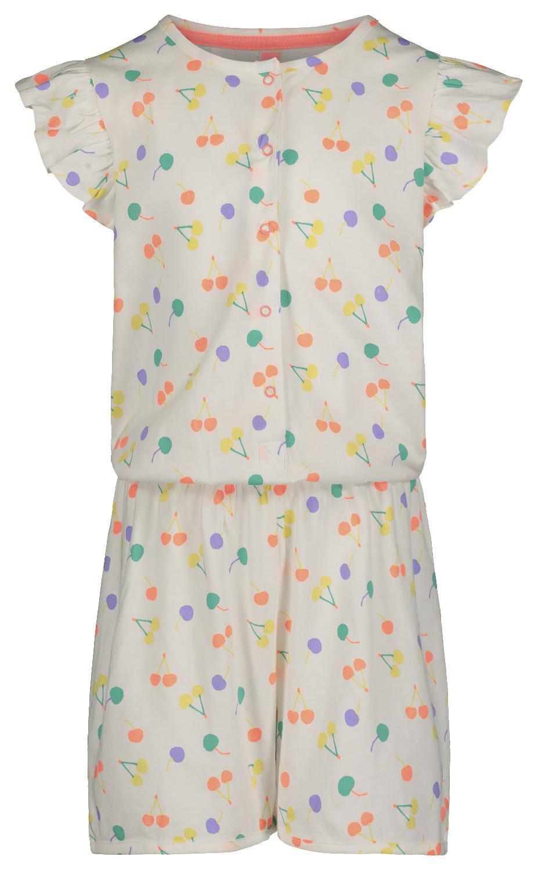 HEMA Kinder Jumpsuit Pyjama Mintgroen (mintgroen)