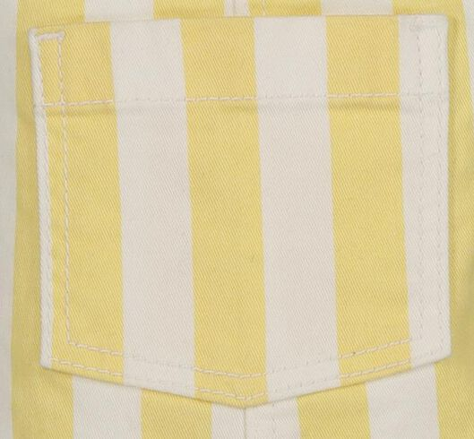 kinder salopette geel geel - 1000019097 - HEMA