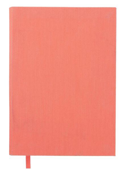 notitieboek A5 gelinieerd - 14101329 - HEMA