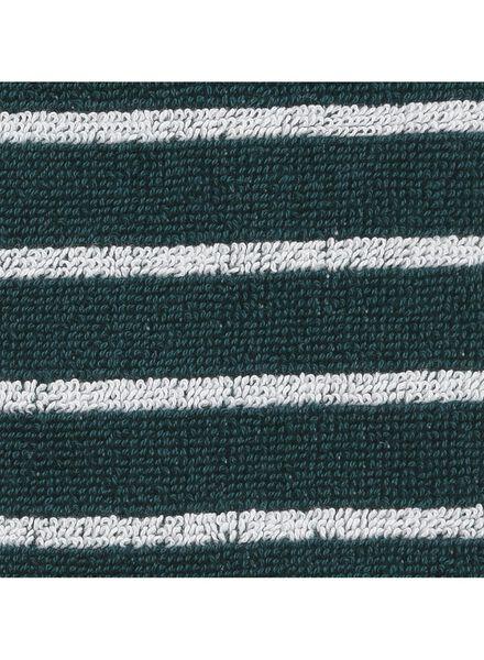 washand - zware kwaliteit - groen streep - 5210024 - HEMA