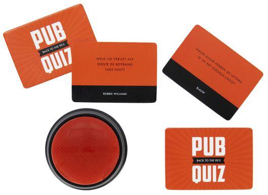 pubquiz spel met buzzer jaren '90 - 61120217 - HEMA