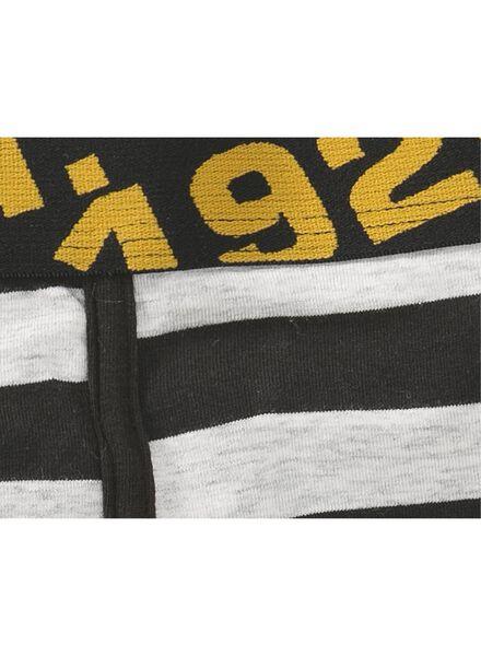 kinderboxer zwart zwart - 1000008954 - HEMA
