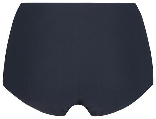 damesboxer micro donkerblauw donkerblauw - 1000021238 - HEMA