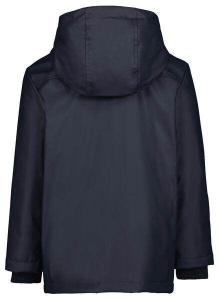 kinderjas donkerblauw 158/164 - 30745074 - HEMA