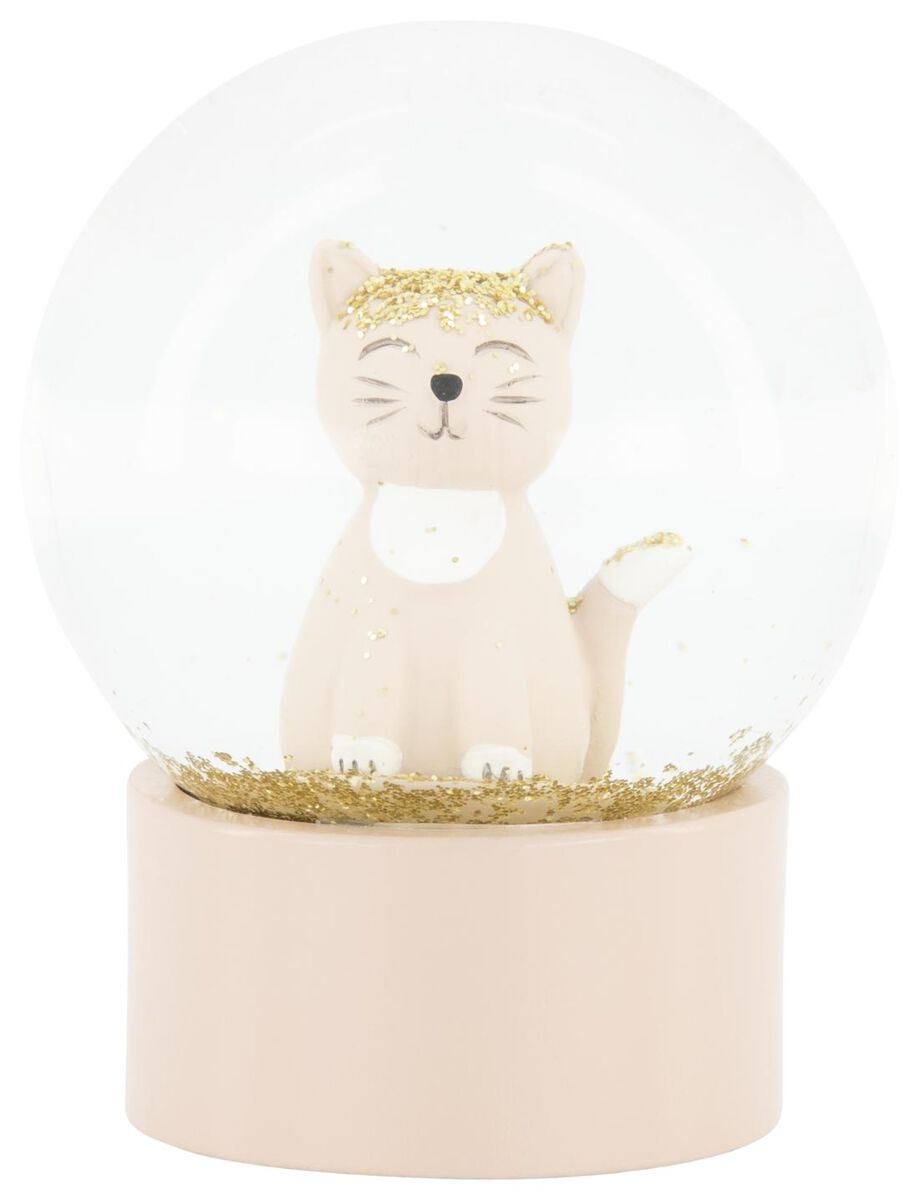 Sneeuwbol kat