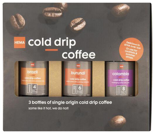 koud gezette koffie - 3 stuks - 60950030 - HEMA