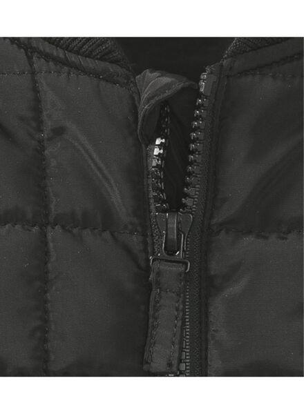 baby bomberjas zwart zwart - 1000009395 - HEMA