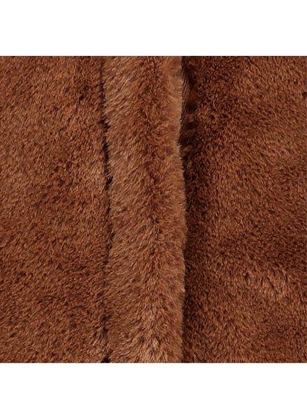 kinderjas bruin bruin - 1000013564 - HEMA