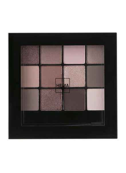 oogschaduw palette nude - 11218506 - HEMA