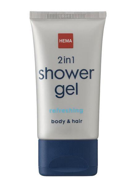 2 in 1 heren shower gel - 11722052 - HEMA
