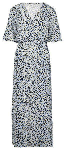 damesjurk donkerblauw L - 36271273 - HEMA