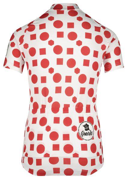 kinder fietsshirt berg rood rood - 1000021249 - HEMA