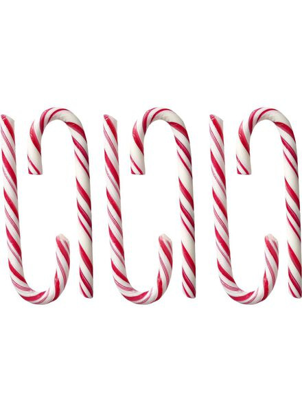 candy canes Kerst rood/roze - 10040242 - HEMA