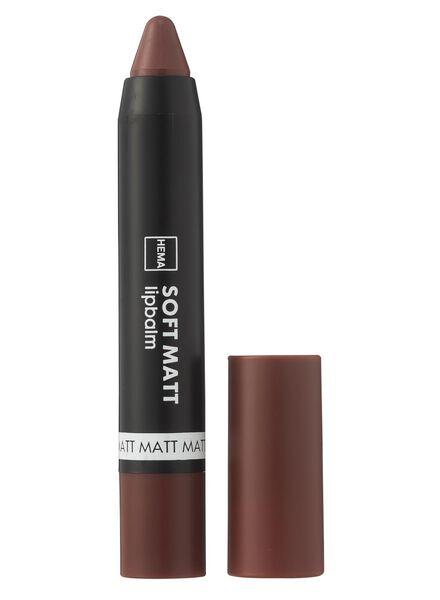 Soft matt lipbalm - 11235414 - HEMA