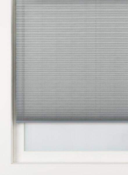 plisségordijn structuur transparant 20 mm - 7430086 - HEMA