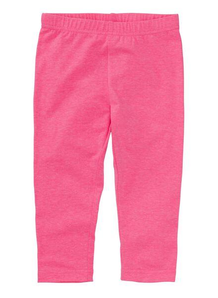 2-pak kinderleggings roze roze - 1000007613 - HEMA