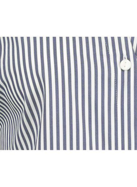 damesblouse donkerblauw donkerblauw - 1000014860 - HEMA