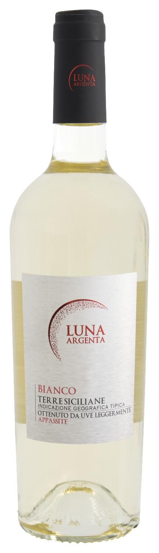 HEMA Luna Argenta Appassite Bianco - 0.75 L