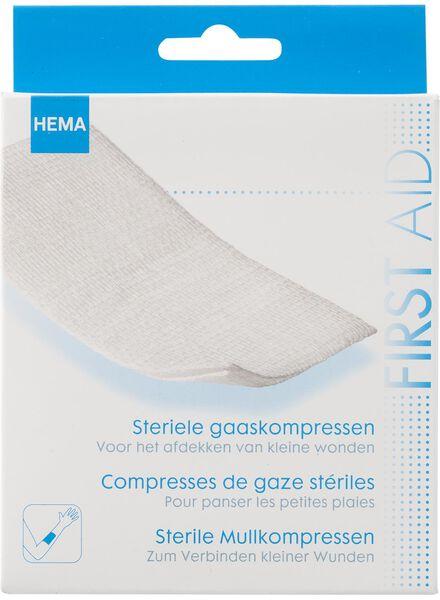 gaaskompressen - 11900043 - HEMA