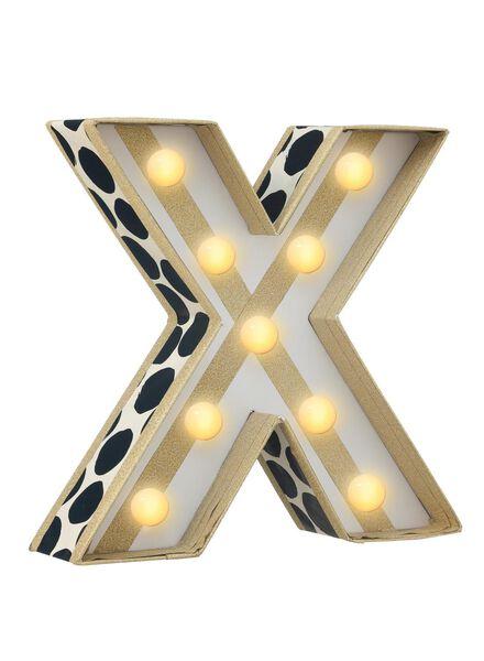 knutsel circusverlichting X - 60100326 - HEMA