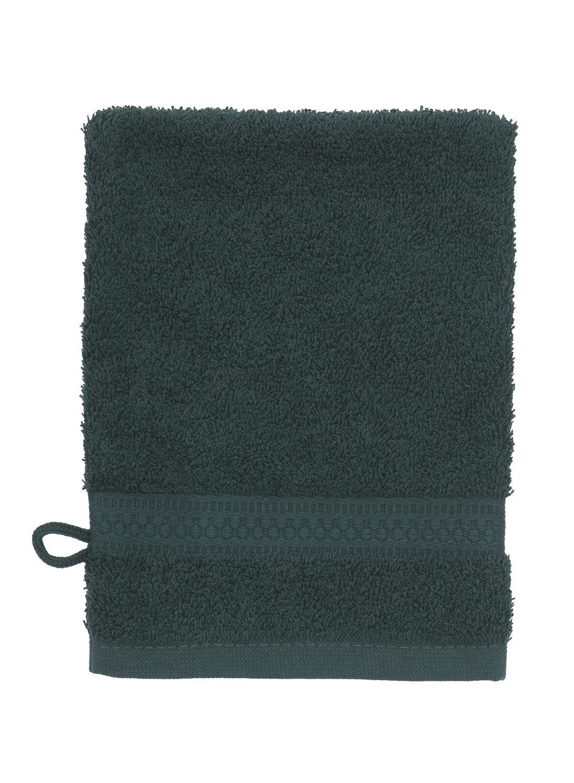 HEMA Washand - Zware Kwaliteit - Donkergroen (vert foncé)