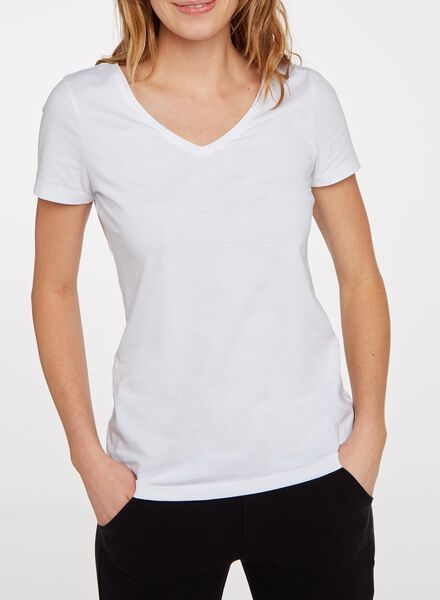 dames t-shirt wi wi - 1000004634 - HEMA