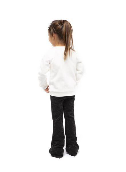 kindersweater wit wit - 1000016957 - HEMA